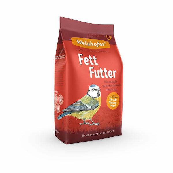 Fettfutter für Wildvögel