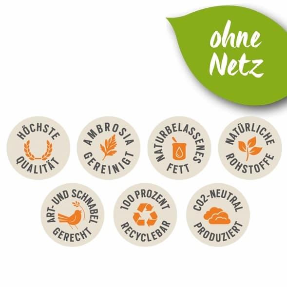 Welzhofer 100er Gourmetknödel ohne Netz